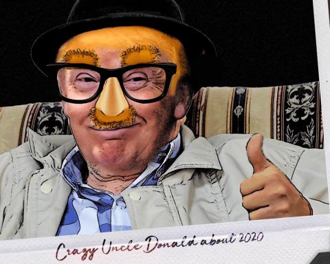 Crazy Uncle Trump