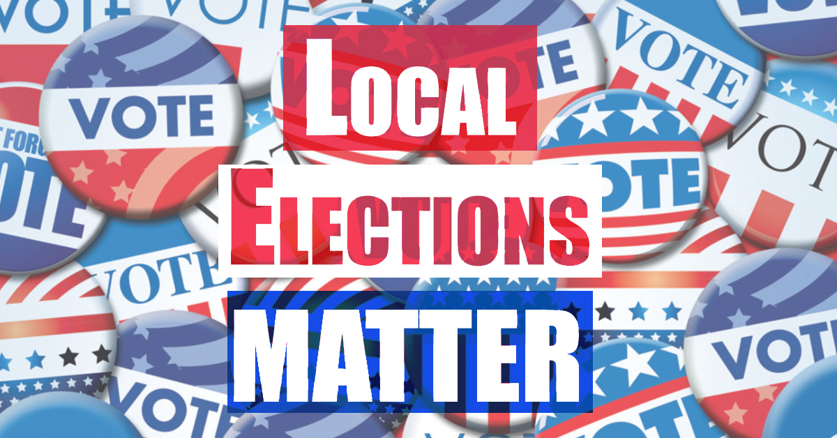 Local electionas Matter