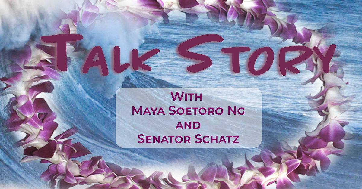 Talk Story Indivisible Hawaii