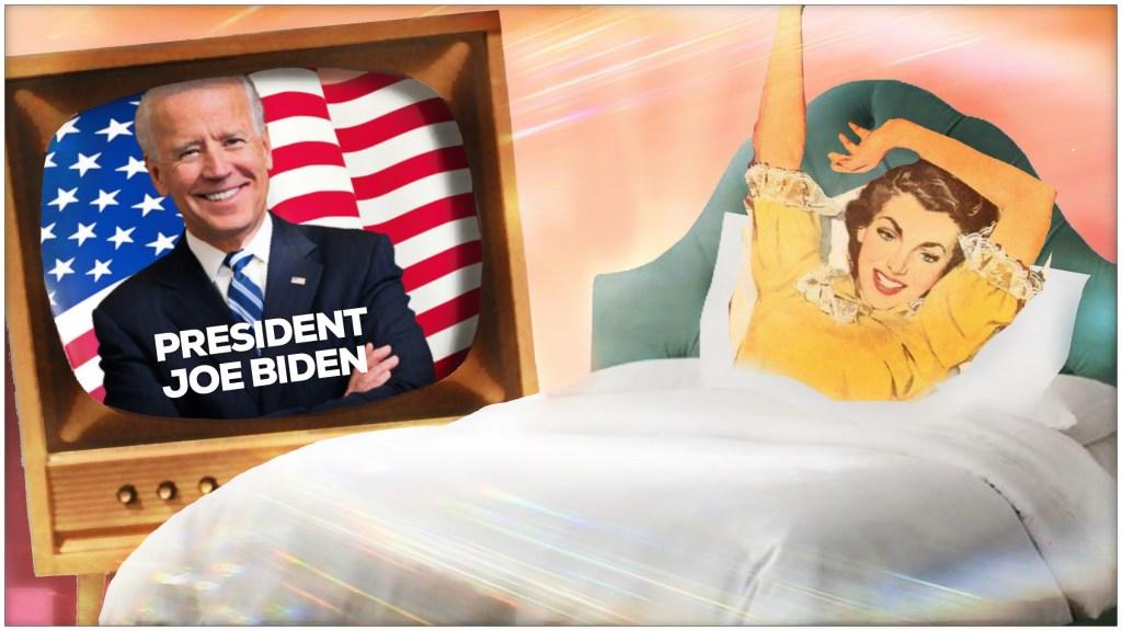 Biden Good morning