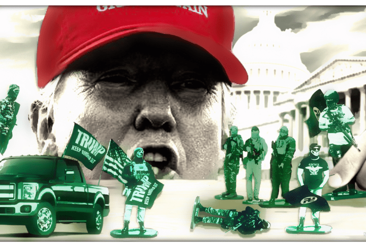 Trump and 1/6 Attacks