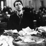 "Jimmy Stewart in ""Mr. Smith Goes to Washington"""