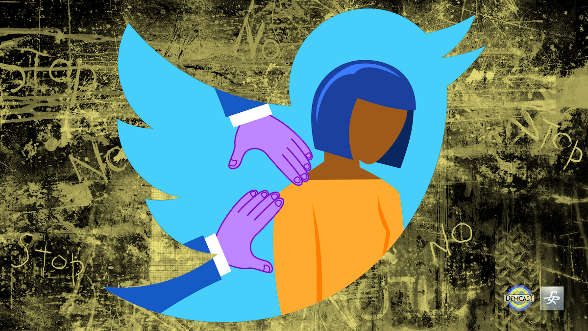 Twitter Sexual Harassment
