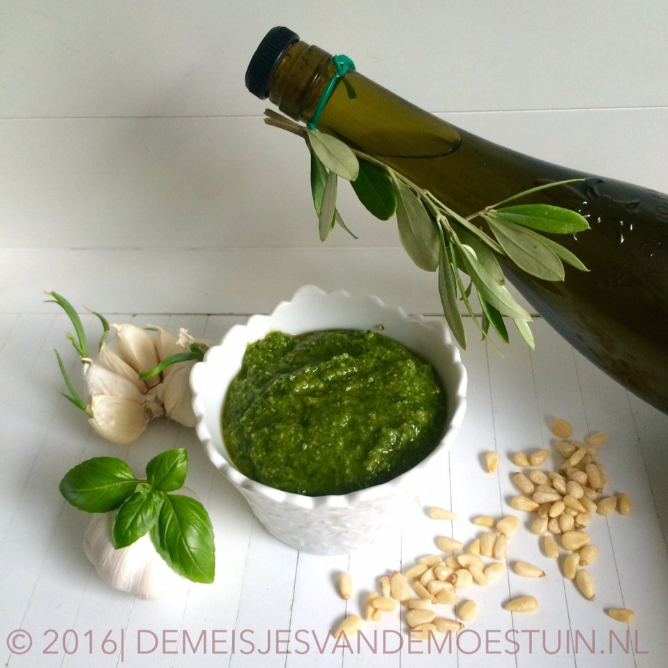 recept voor pesto