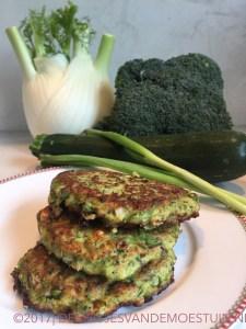 groene groenteburgers
