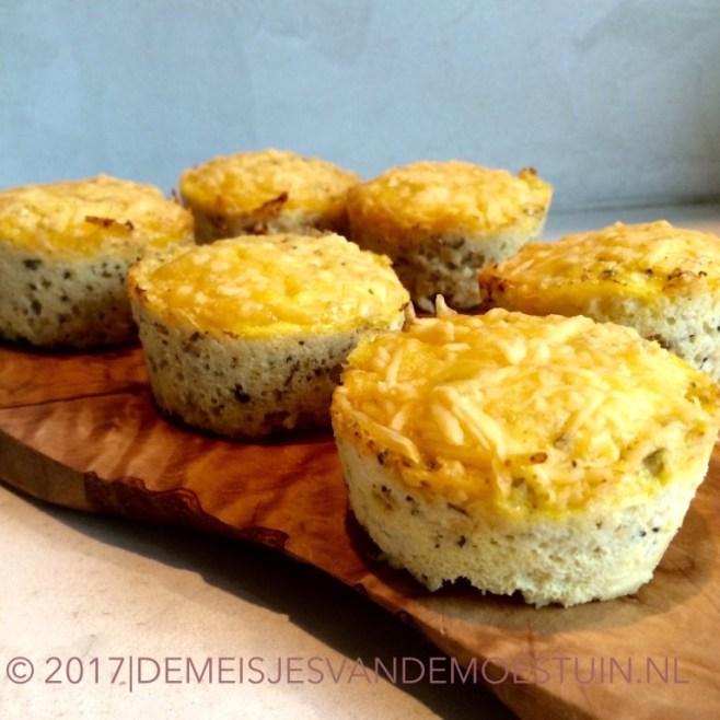 bloemkoolmuffins