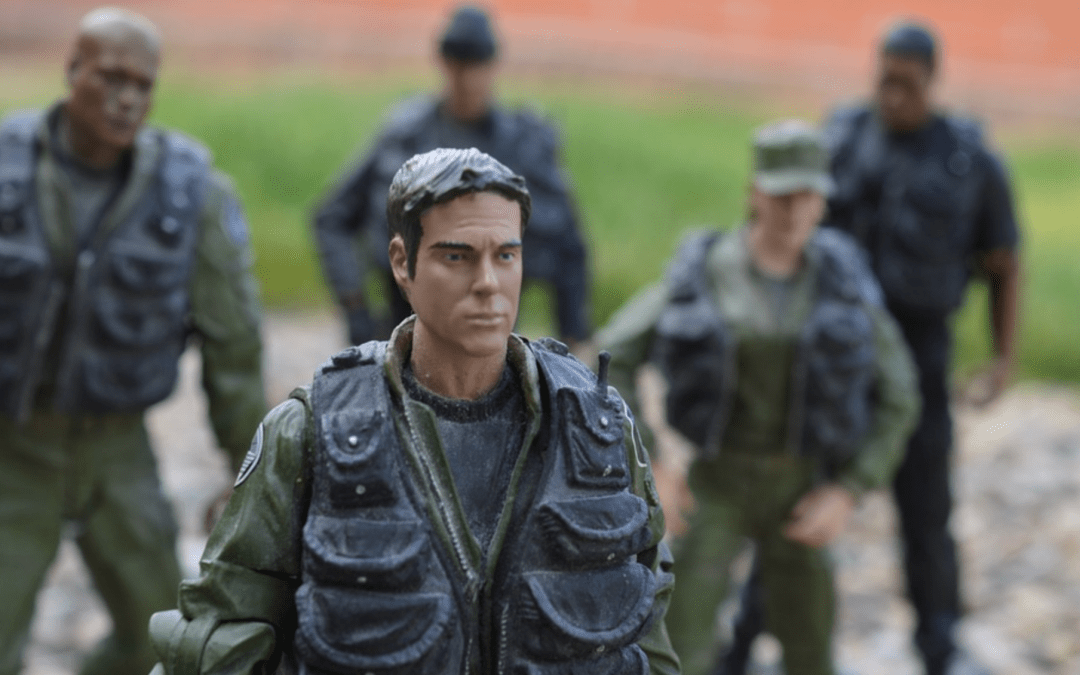Velcro Soldiers: Global Professionalism in the Reserve Components