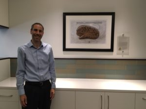 at-aan-by-framed-poster-of-woodcarved-brain-hemisphere