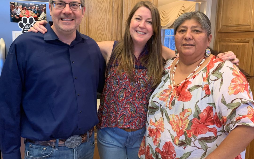 Lighting the Fire of Advocacy in Indian Country