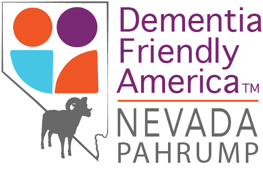 Dementia Friendly Pahrump Logo