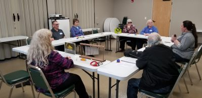 Friends' Day Out: A Peer Support and Respite Innovation in Elko