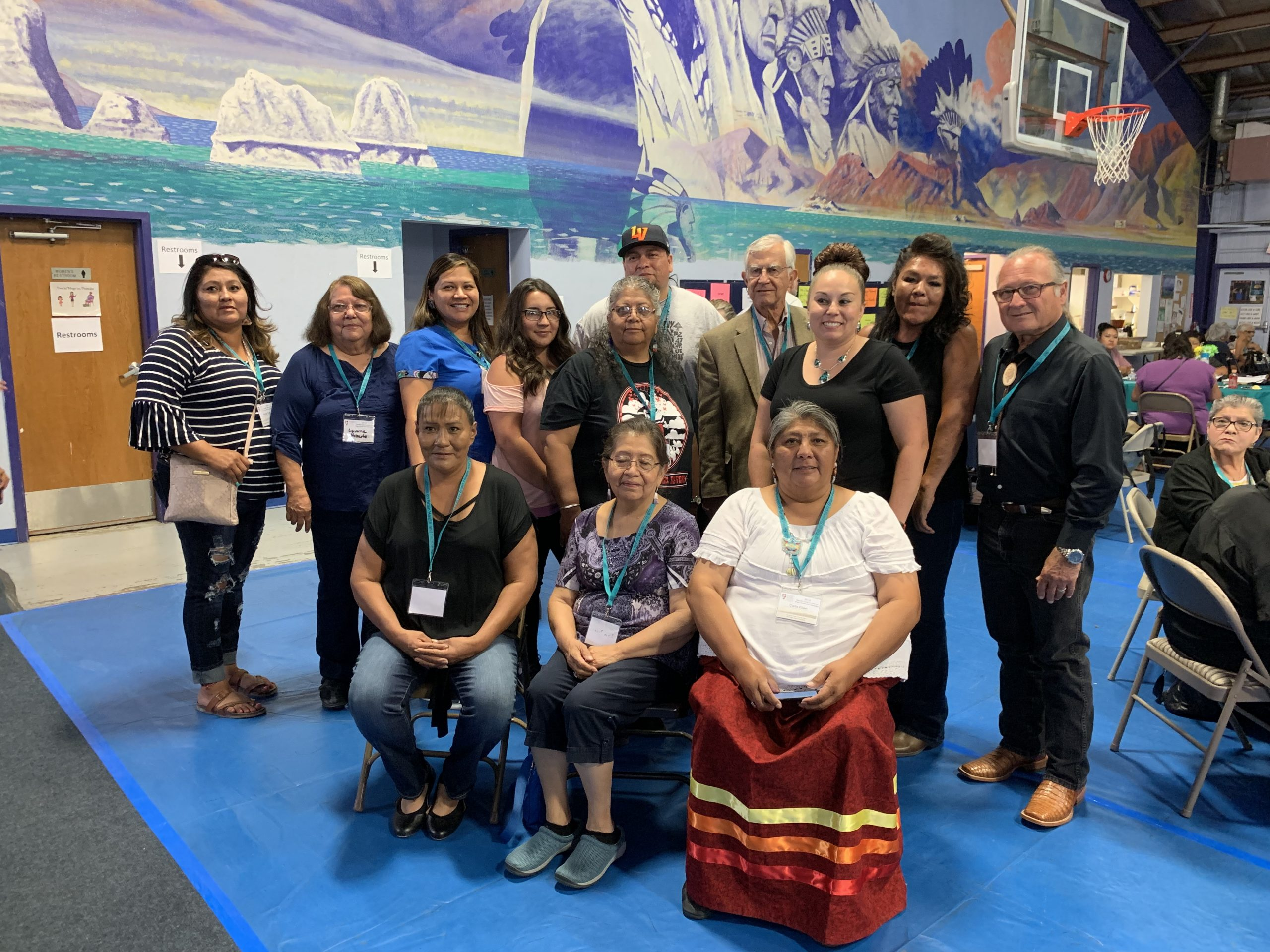 Participants at the Nevada Tribal Summit on Brain Health and Dementia