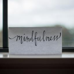 What's on your mind? – Mindfulness in dementia