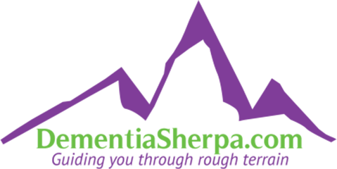 Image result for tHE dEMENTIA sHERPA pICTURE