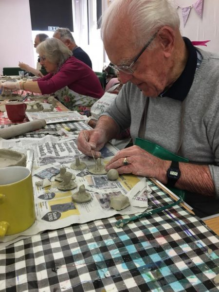 Art for All – Fun with Clay