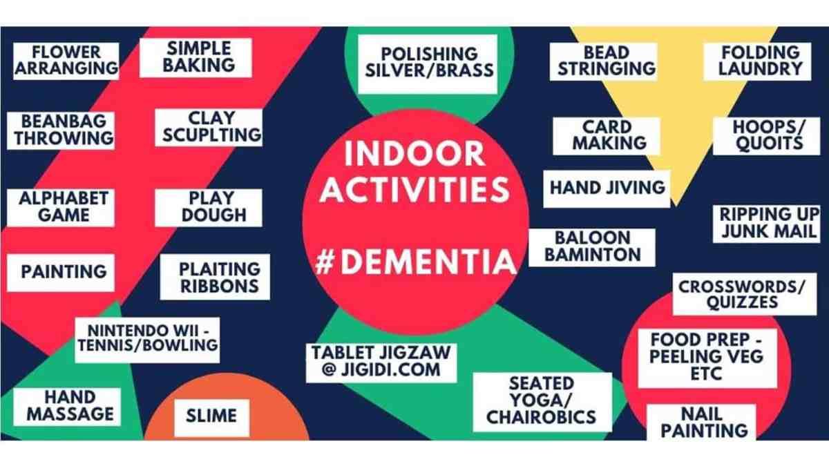 List of Indoor Activities