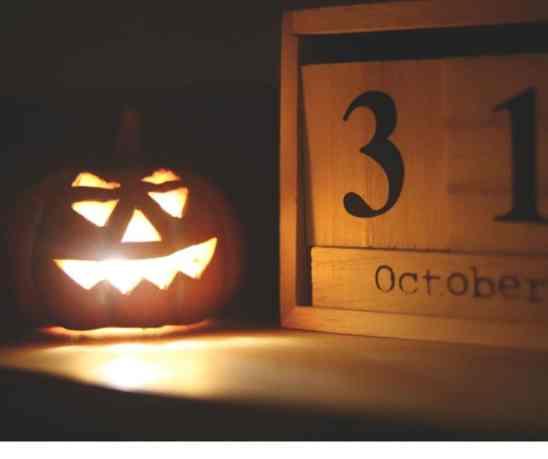 Pumpkin 31 October