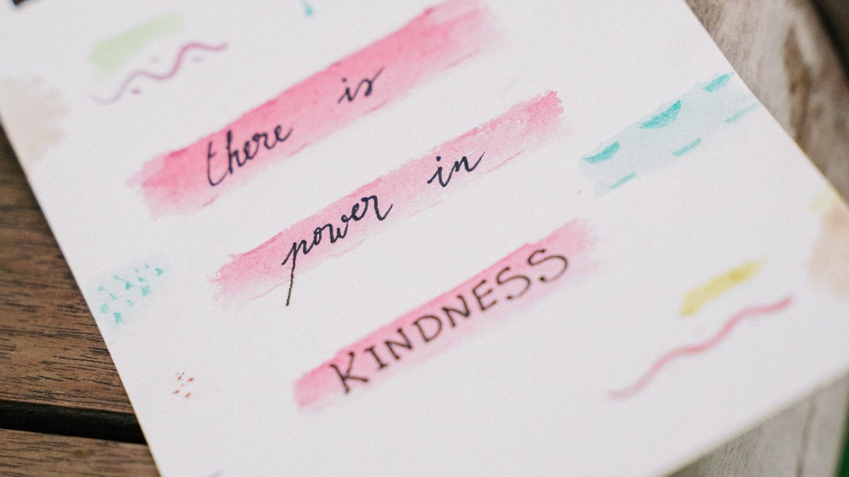 Power in Kindness