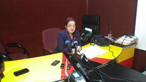 PPP Chief Whip Gail Teixeira