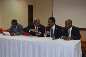 It was stressed that unique approaches are needed for Guyana