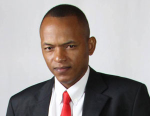 Deputy Mayor Sherod Duncan