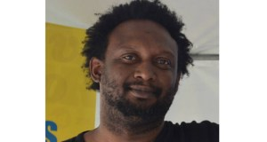 Cultural Policy Adviser to the Guyana Government, Ruel Johnson.