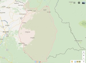 Region Nine: Upper Takutu-Upper Esequibo