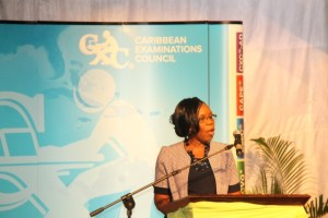 Green Engineering subject Panel Member, Dr. Paulette Bynoe.
