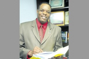 Chairman of the Caribbean Association of National Training Authorities (CANTA), Dr. Wayne Wesley