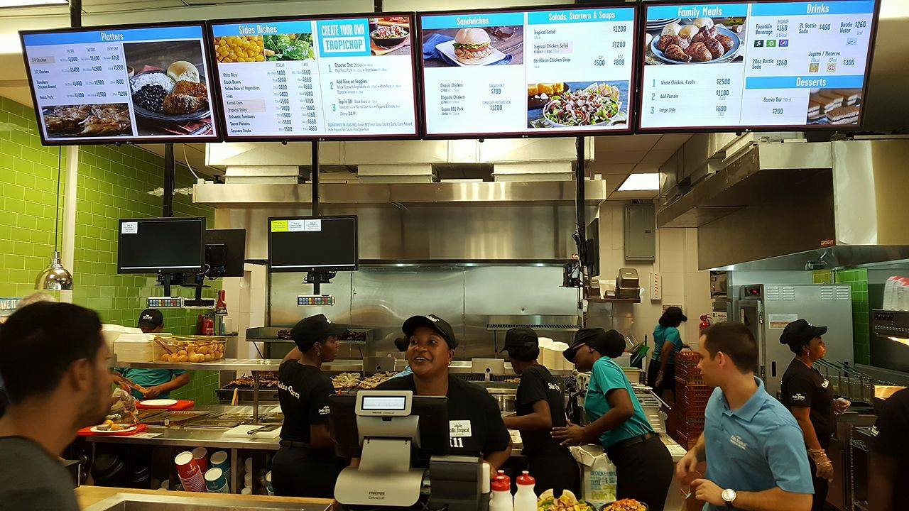 Small Fast Food Chains