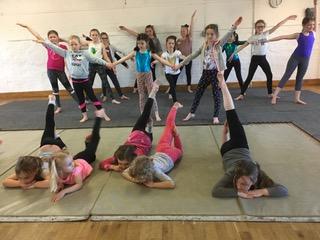 Easter Dance Workshop 2018