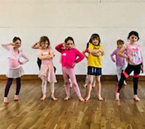 Easter Dance Workshop 2019 write up