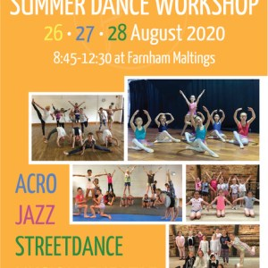 Summer Dance Workshop