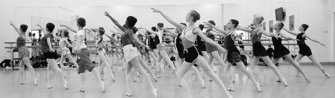 Dancers' Development Experience – NYB – National Youth Ballet
