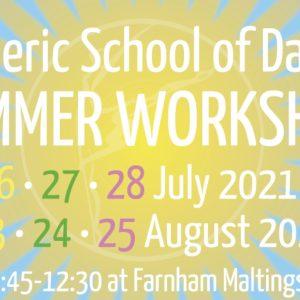 Summer Workshops 2021