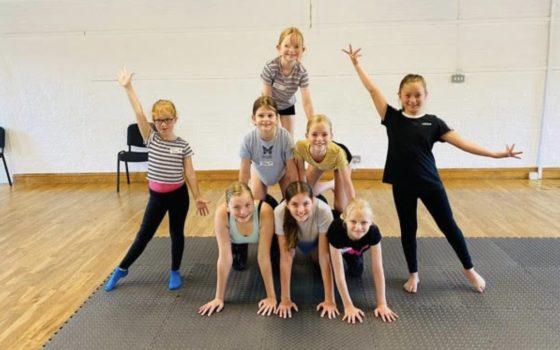 July Summer Dance Workshop 2021