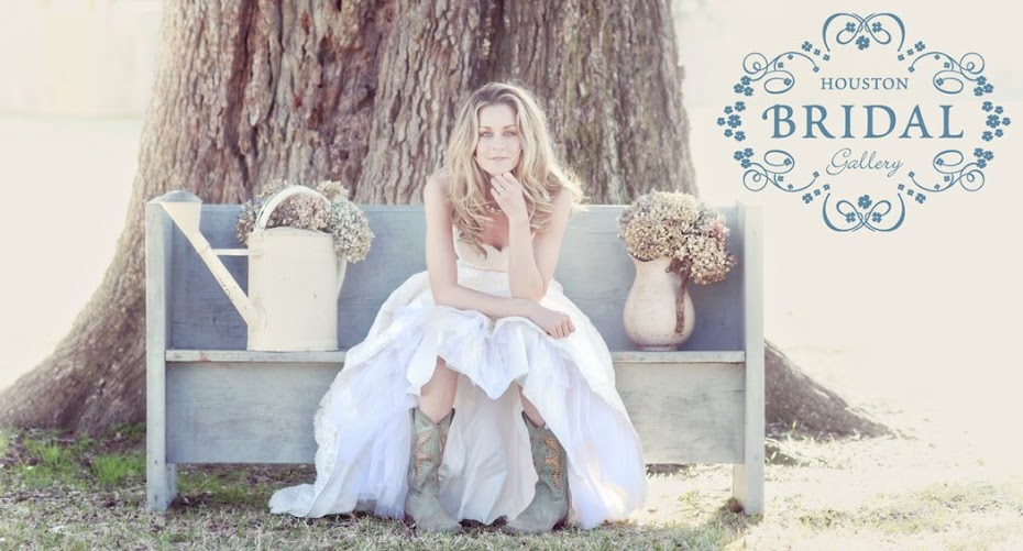 Wedding Dress From Houston Bridal Gallery