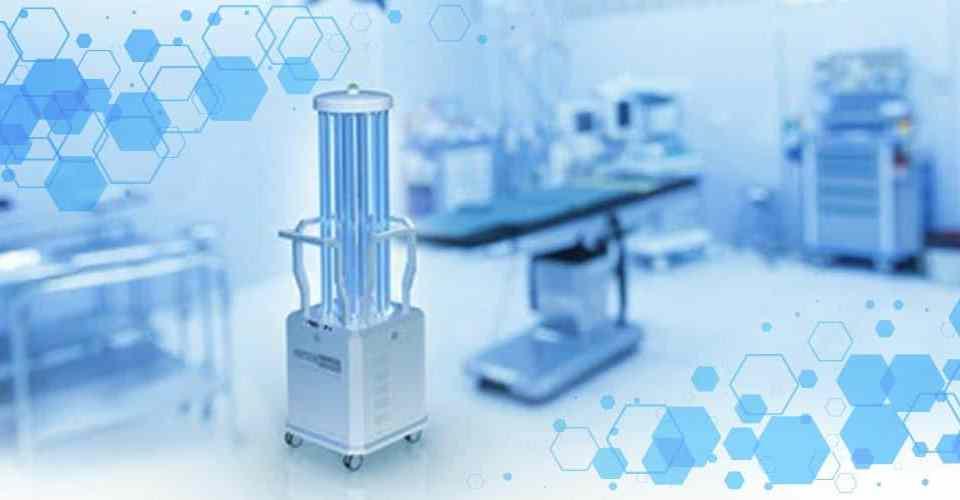 DEMESA | Sistema de Desinfección Comvat Duo3 | Espacios libres de virus