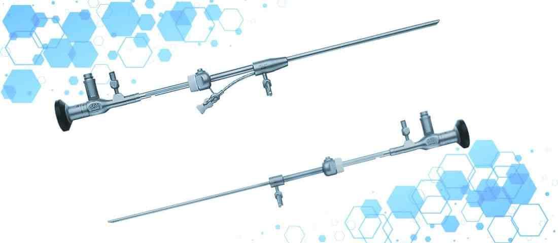 DEMESA   Histeroscopio instrumental clave para una examinación segura