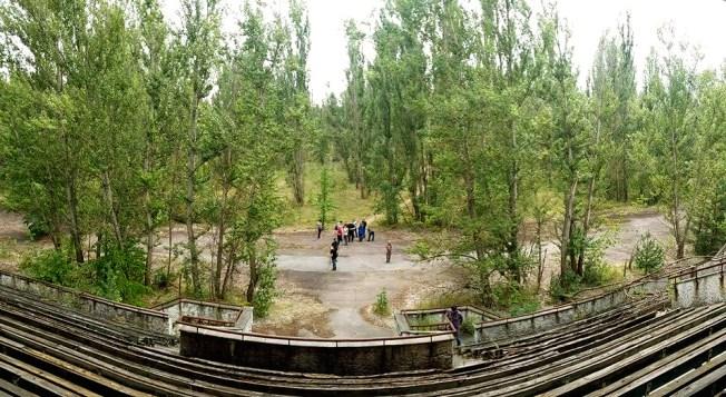 Stadionul din Pripyat