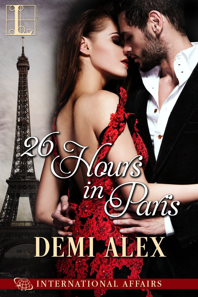 Book Cover: 26 Hours in Paris