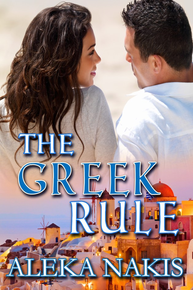Book Cover: The Greek Rule