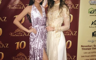 MY EXPERIENCE: MISS VIETNAM ARIZONA PAGEANT 2018