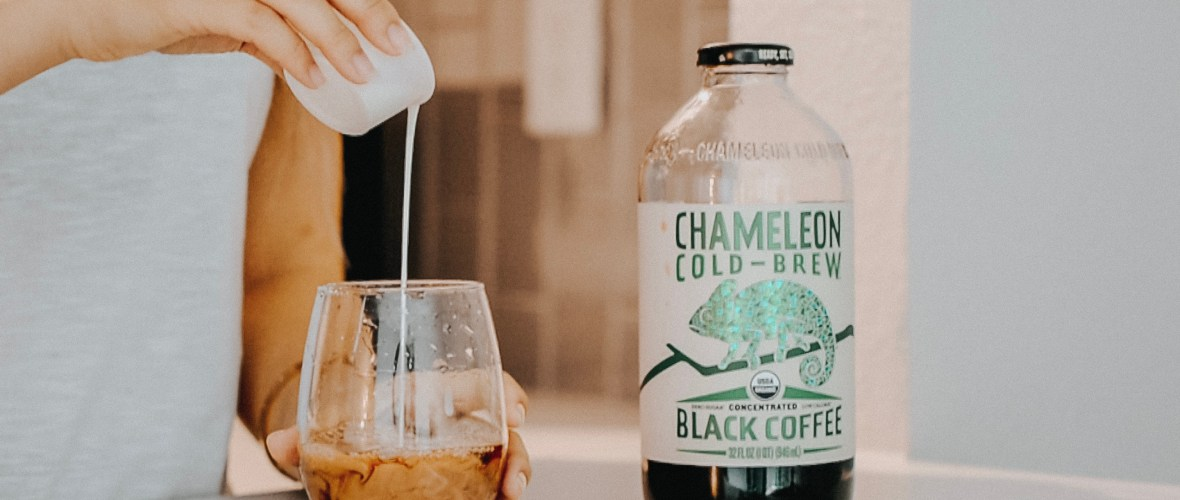 Don't Talk to Me Before Coffee – Chameleon Cold Brew