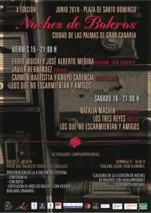 Noches de Bolero Gran Canaria