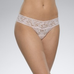 Low Rise Thong bliss pink
