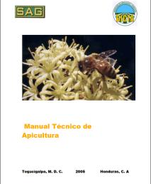 MANUAL DE APICULTURA SAG HONDURAS