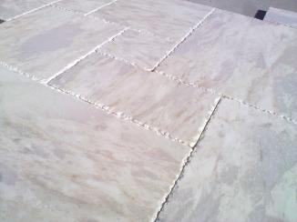 Bianco Leopard French Pattern Brushed and Chisiled 3