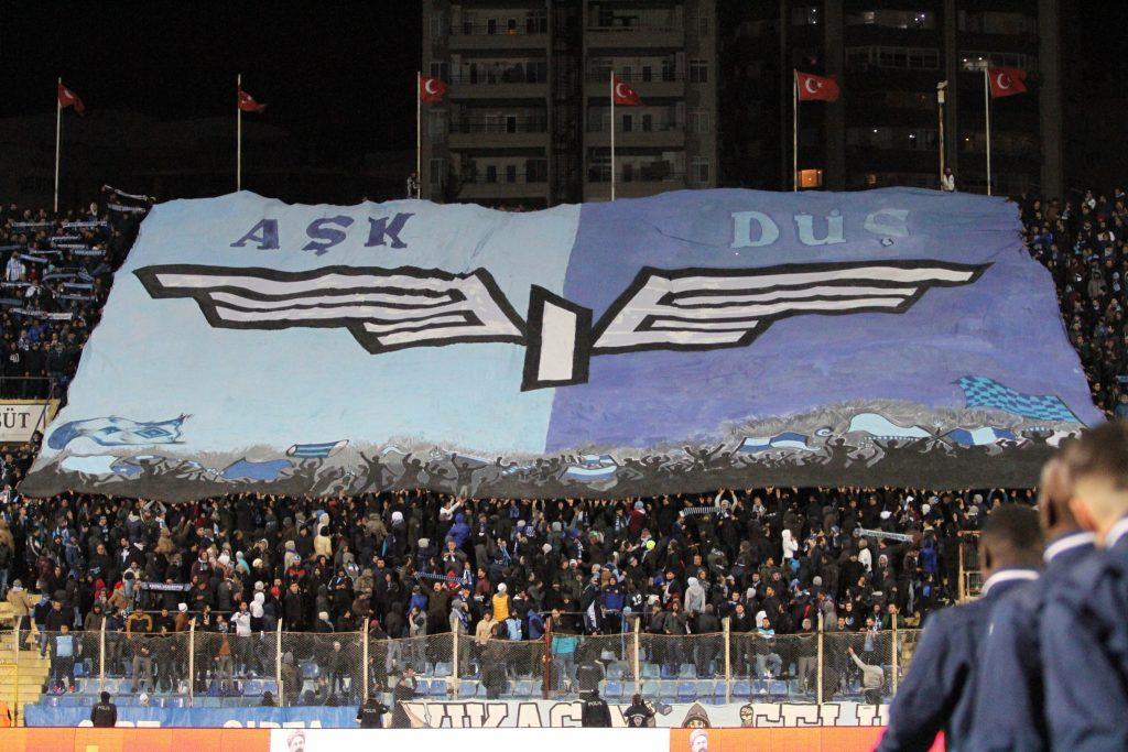 Adana Demirspor - Adanaspor A.Ş 2 – 2