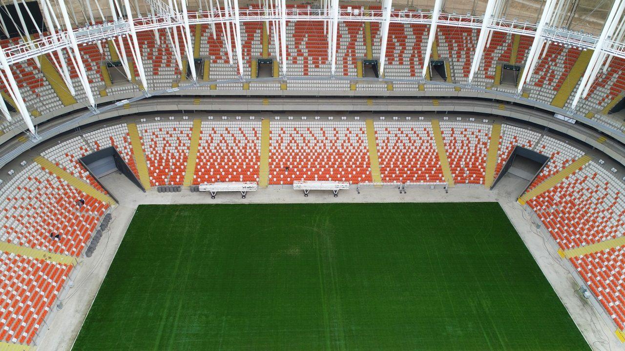 Yeni Adana Stadyumu'nda koltuk montajı tamamlandı 1 – 11 1